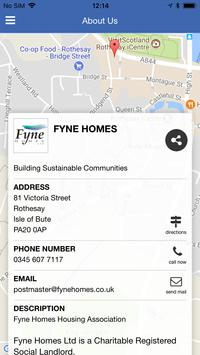 Fyne Homes screenshot 4
