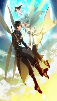 Kirito and Asuna Wallpaper screenshot 4