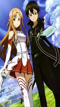 Kirito and Asuna Wallpaper screenshot 3