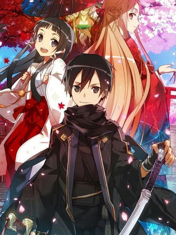 3 Schermata Kirito And Asuna Wallpaper HD
