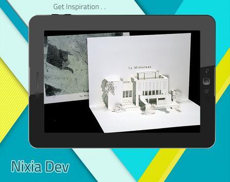 Kirigami Design Ideas screenshot 5