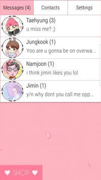 BTS Messenger poster