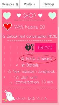 BTS Messenger screenshot 5