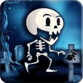 the Skeleton ☠ underworld tel icon