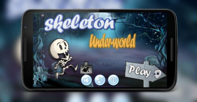 the Skeleton ☠ underworld tel screenshot 4