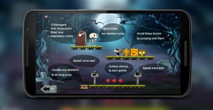 the Skeleton ☠ underworld tel screenshot 5