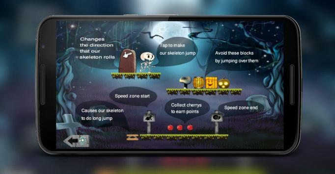 the Skeleton ☠ underworld tel screenshot 10