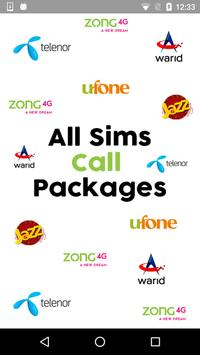 2018 All Sim Call Packages poster