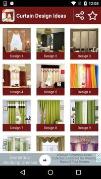 Latest Curtain designs apk screenshot