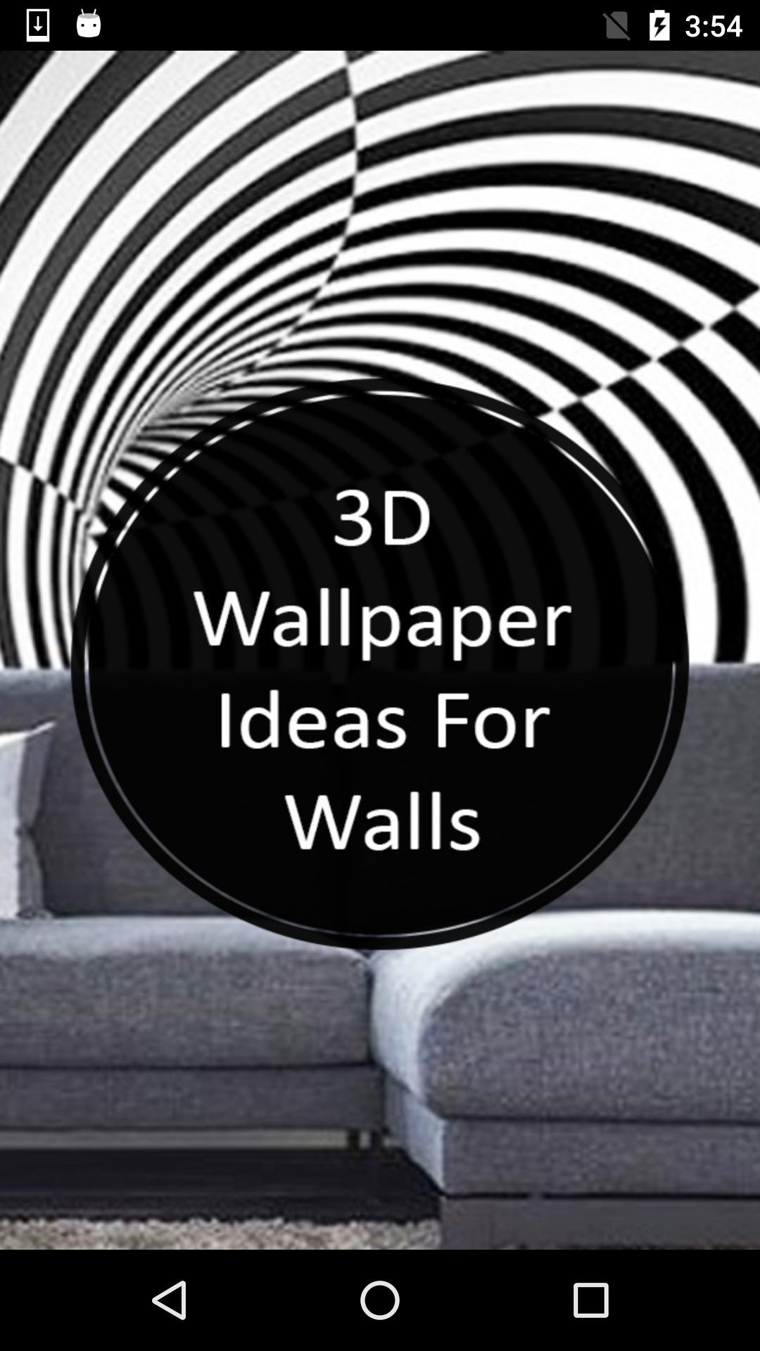 3D wall paper AND 3D Wall Panel for Android - APK Download