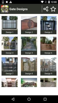 Latest Gate Designs screenshot 2