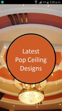 Latest Pop Ceiling Designs poster