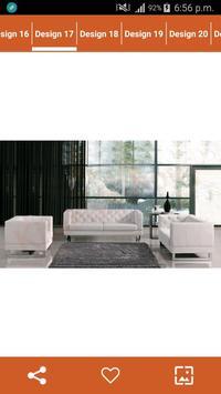 Latest Sofa Designs Ideas screenshot 3