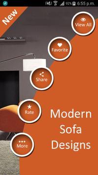 Latest Sofa Designs Ideas screenshot 1