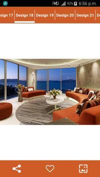 Latest Sofa Designs Ideas screenshot 4