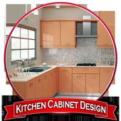 Kitchen Cabinet Design icon