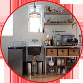 kitchen storage design icon