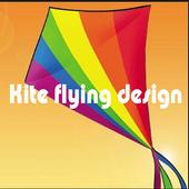 Kite Flying Design icon