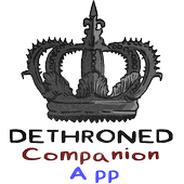 DETHRONED Companion App icon