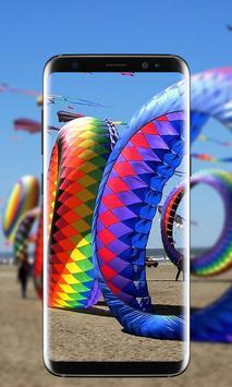 Kites HD Wallpaper apk screenshot