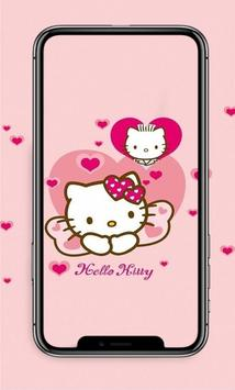 Kitty Wallpapers HD poster