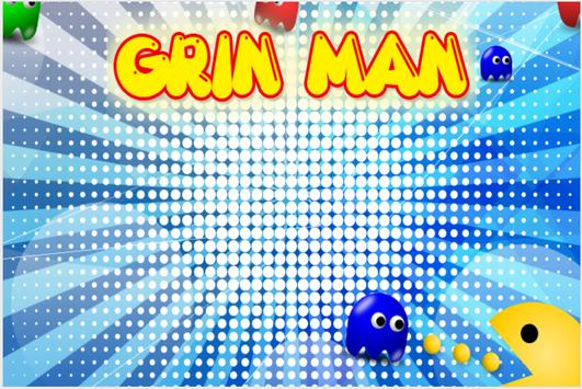 GrinMan poster