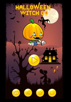 Halloween Witch Go poster
