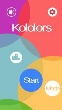 Kololors poster