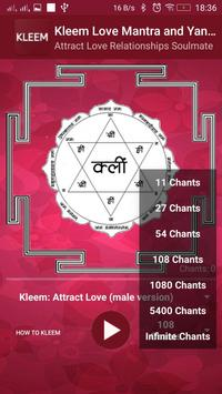 Kleem Mantra : beej mantra for Love and Attraction screenshot 2