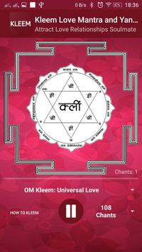 Kleem Mantra : beej mantra for Love and Attraction screenshot 4