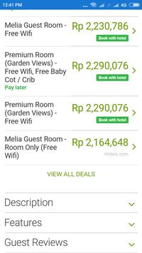 KlopHotel - Compare the best hotel prices screenshot 7