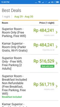 KlopHotel - Compare the best hotel prices screenshot 4