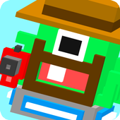 Tappy Sky– Endless Tap Shooter icon