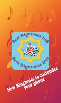 Best Ringtones 2018 poster