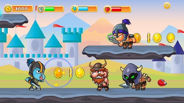 Knight Gumball Adventure apk screenshot