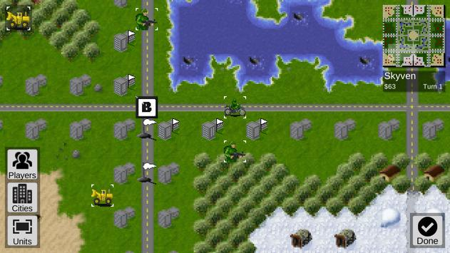 Metal Knights screenshot 1