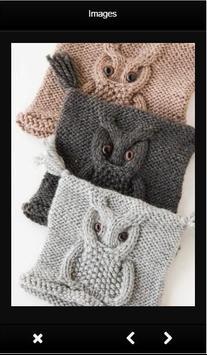 Knitting Pattern Ideas apk screenshot