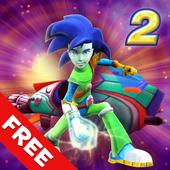 Math Blaster HyperBlast 2 Free icon