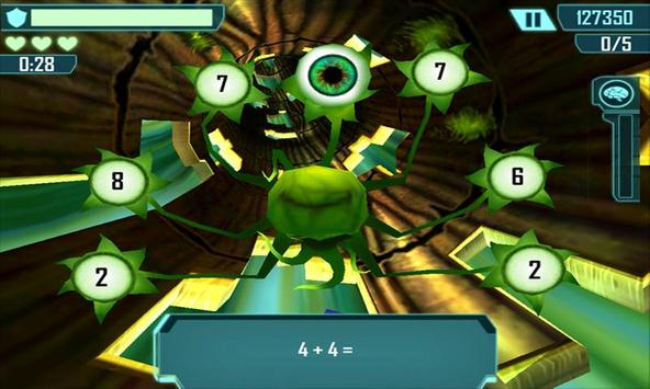 Math Blaster HyperBlast 2 Free apk screenshot