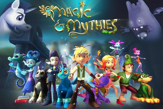JumpStart Magic and Mythies poster