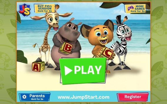 Madagascar: My ABCs Free poster