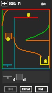 Draw Puzzle 2 - Physics Games screenshot 1