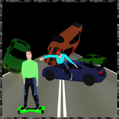 Hover Board Highway icon