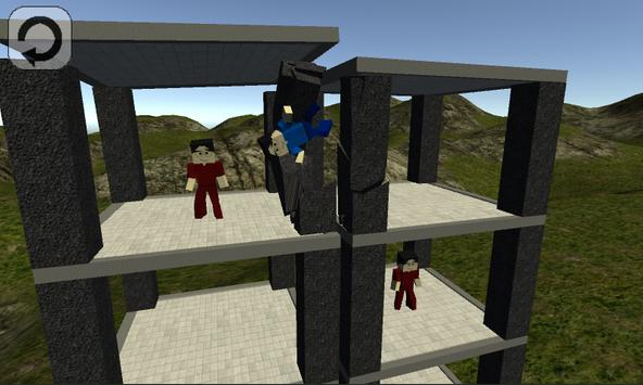 Ragdoll Launcher screenshot 4