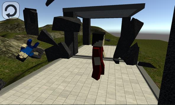 Ragdoll Launcher screenshot 1