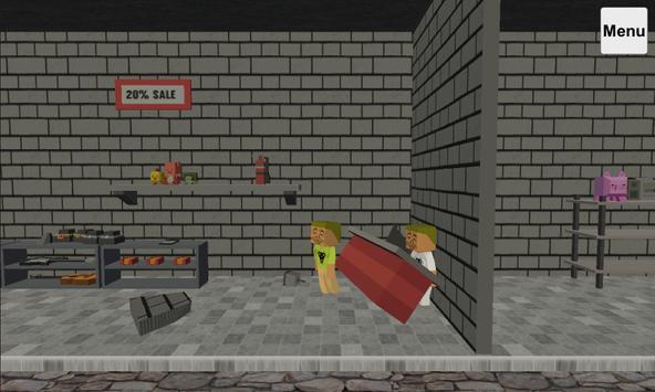 Ragdoll Shop Wrecker captura de pantalla 2