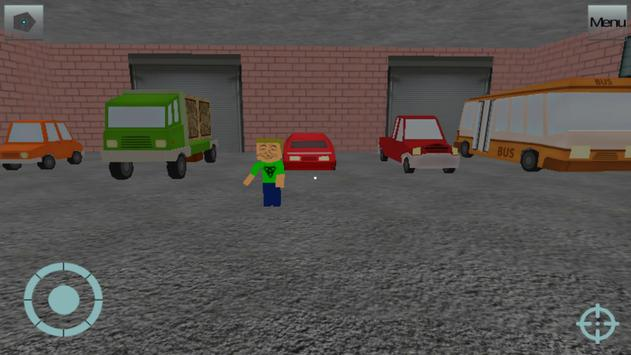 Ragdoll Garage Wrecker apk screenshot