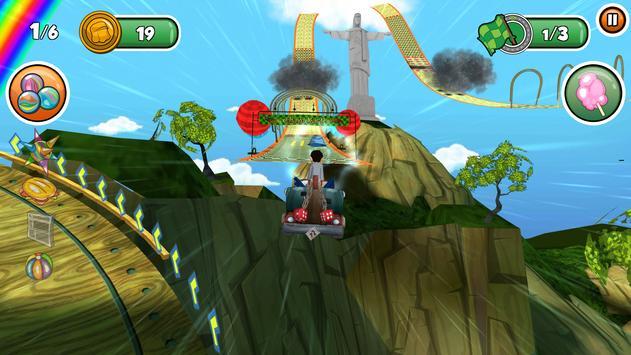 El Chavo Kart captura de pantalla 13