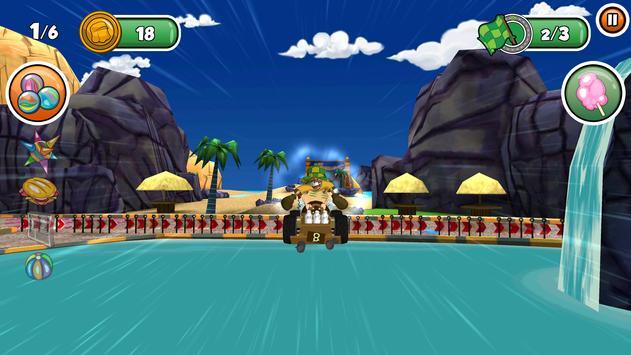 El Chavo Kart captura de pantalla 1