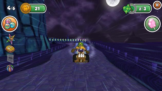El Chavo Kart captura de pantalla 5